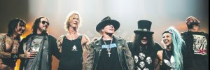 Win Tix to See Guns N Roses