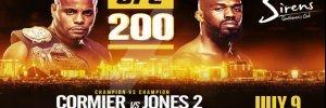 Watch UFC 200 at Sirens