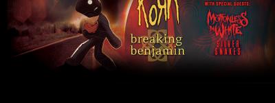 Korn and Breaking Benjamin Tickets