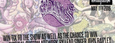 Win Tix and Custom Artwork From Baroness