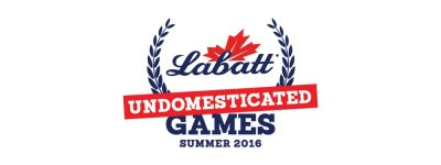 Labatt Undomesticated Games