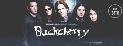 Win Tix to Buckcherry