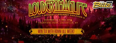 Win Tix to Louder Than Life