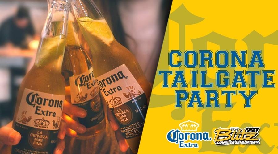 Corona Tailgate Parties
