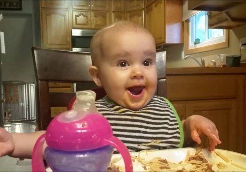 Evil Baby Genius!