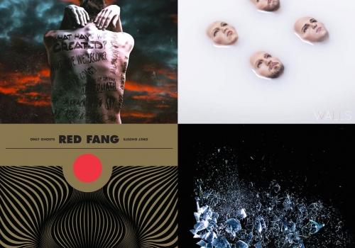 NEW ALBUM FRIDAY - 10.14.16
