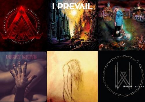 NEW ALBUM FRIDAY - 10.21.16