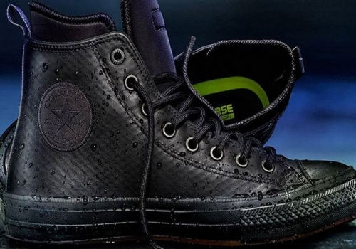 CONVERSE RELEASES WATER PROOF CHUCK'S!