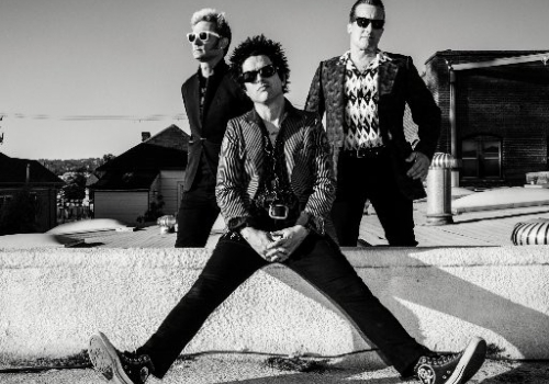 Green Day On Jimmy Kimmel Live!