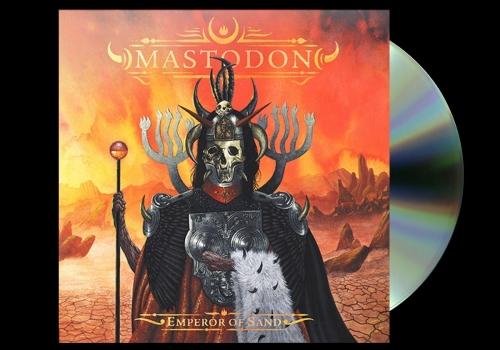 New Mastodon Album