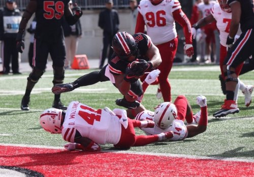 Ohio State Stumbles to a Victory Against Nebraska