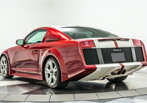 Mustang/Lamborghini Hybrid Abomination is Going on the Auction Block Today (Photo Gallery)