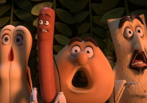 Sausage Party on the Big Screen!