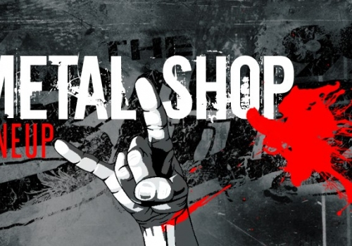 Metal Shop Lineup - 2.19.17